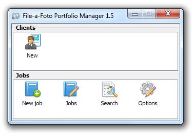 File-a-Foto Portfolio Manager