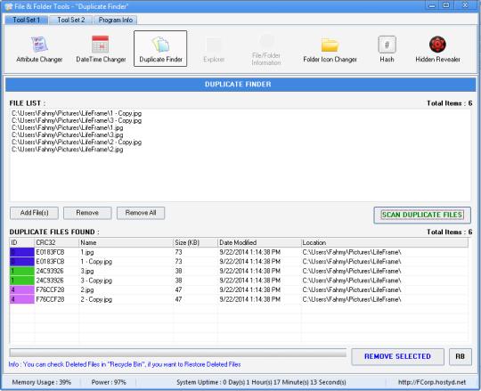 File & Folder Tools