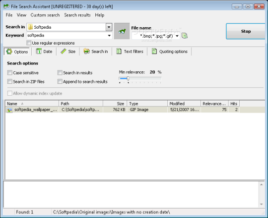 File Search Assistant Freeware