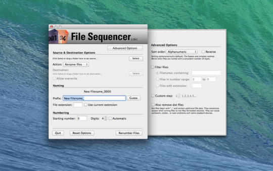 File Sequencer
