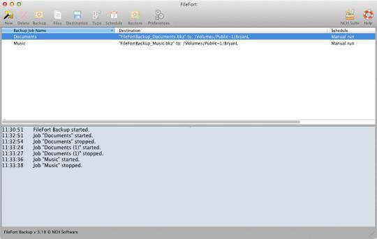 FileFort Free for Mac