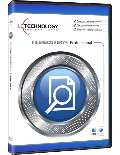 FILERECOVERY 2015 Professional