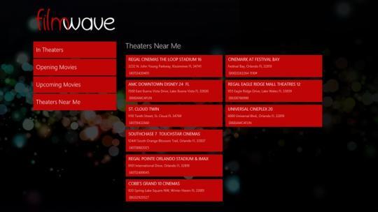 Filmwave for Windows 8