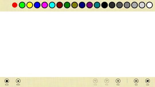 Finger Paint for Windows 8