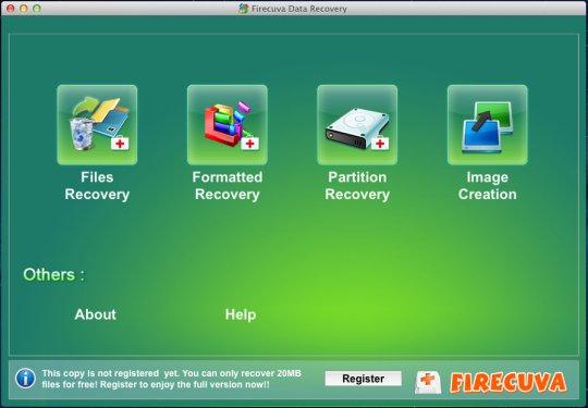 FireCuva Data Recovery
