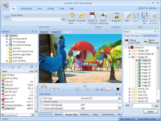 Flash and Video Converter Suite