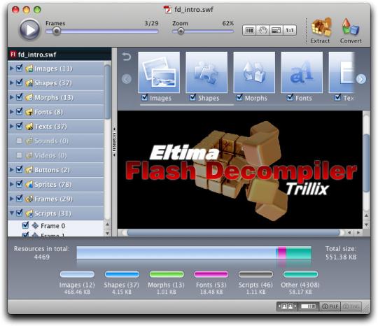 Flash Decompiler Trillix