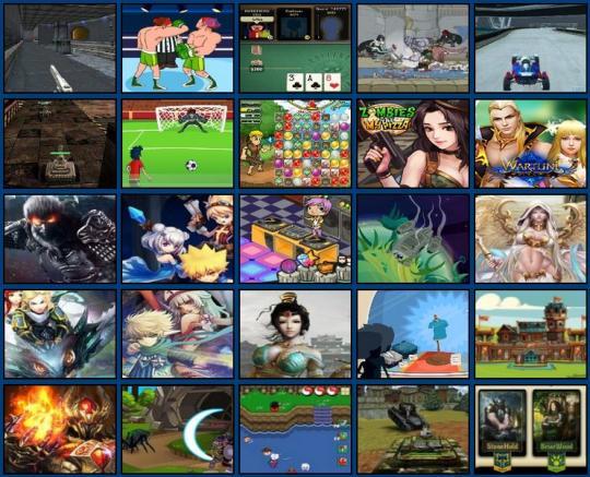 Flash Games Online