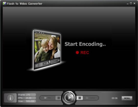 Flash to Video Converter Pro