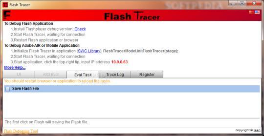 FlashTracer