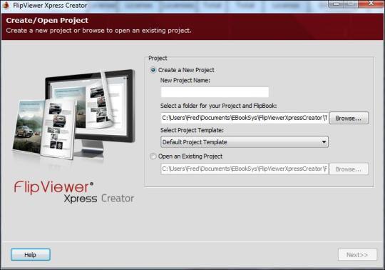 FlipViewer Xpress Creator
