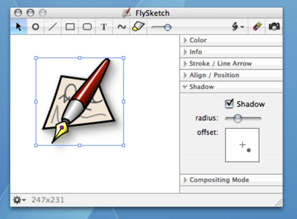 FlySketch