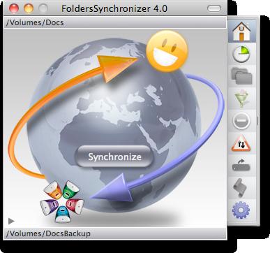 FoldersSynchronizer