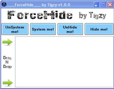 ForceHide