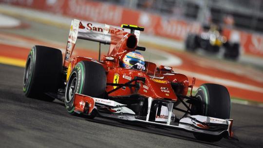 Formula 1 Windows Theme