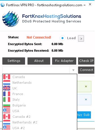 Fortknox VPN