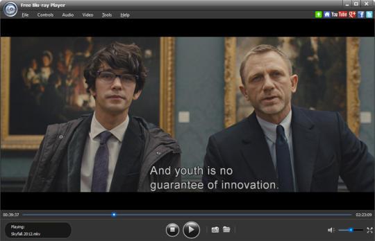 Free Blu-ray Player