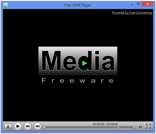 Free DivX Player