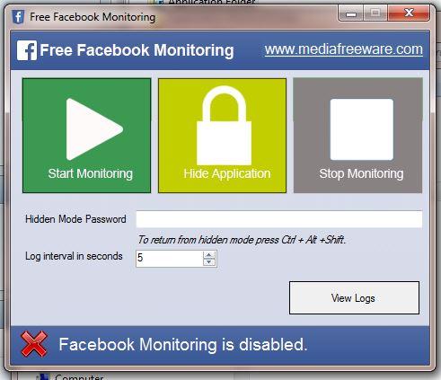 Free Facebook Monitoring