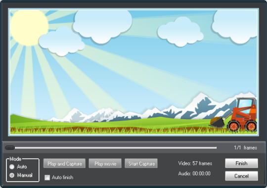 Free Flash to Video Converter