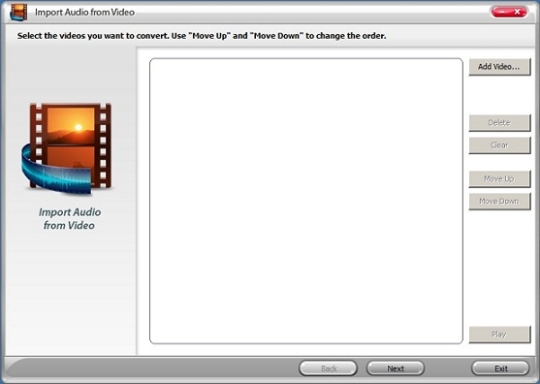 Free GMT Music Extractor