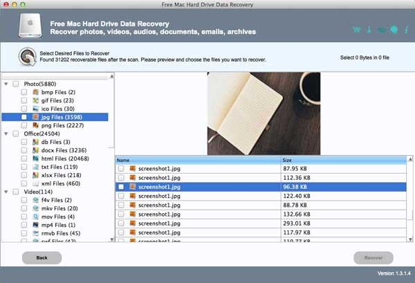 Free Hard Drive Data Recovery