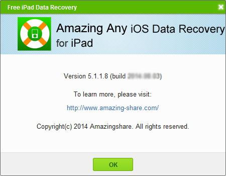 Free iPad Data Recovery
