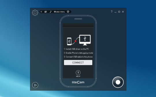 Free liteCam Android
