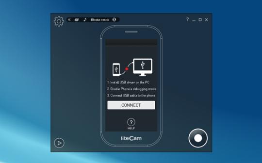 Free liteCam Android