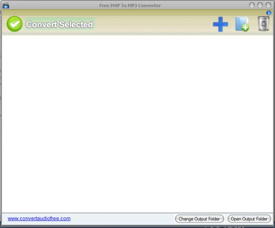 Free M4P to MP3 Converter