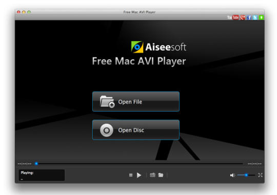 Free Mac AVI Player