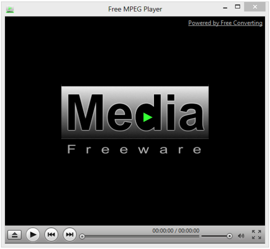 Free MPEG Player