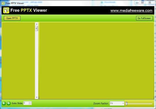 Free PPTX Viewer