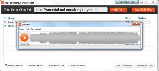 Free Soundcloud Downloader