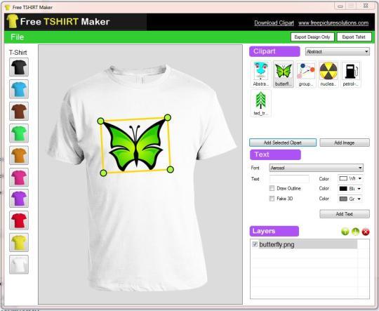 Free Tshirt Maker