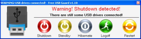 Free USB Guard