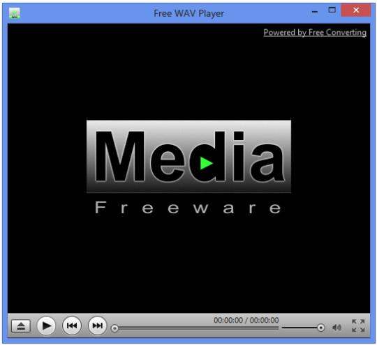 Free WAV Player