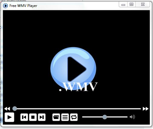 Free WMV Player