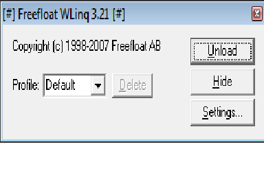 Freefloat WLinq