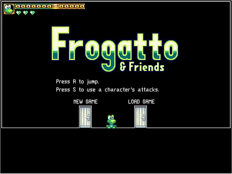 Frogatto
