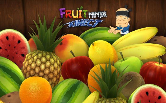 Fruit Ninja Theme
