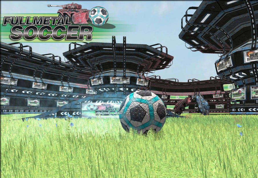 Full Metal Soccer