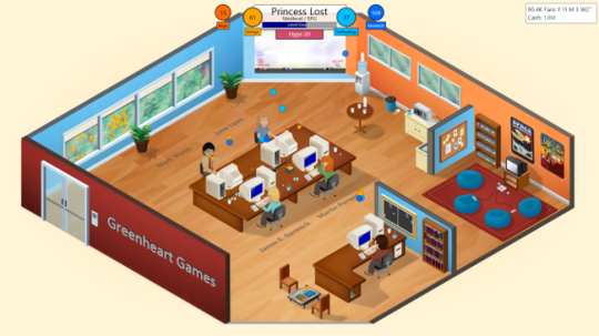 Game Dev Tycoon Demo