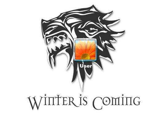 Game Of Thrones Logon Screen