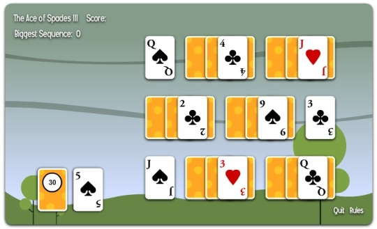 Games K12 Ace of Spades