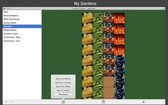 Garden Tracker