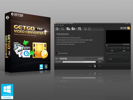 GetGo Video Converter Pro