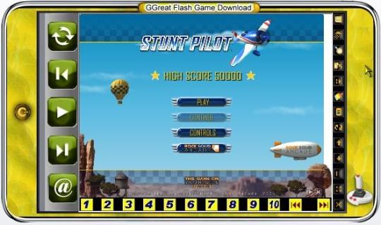 GGreat Flash Game Downloader