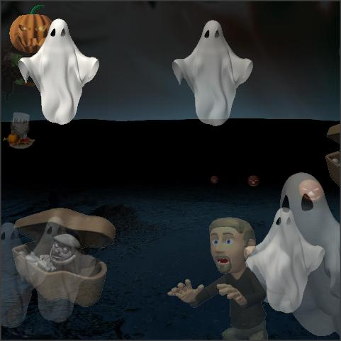Ghost Bounce