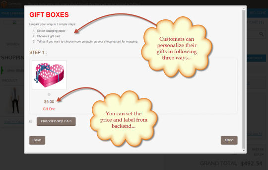 Gift Wrap Magento Extensions